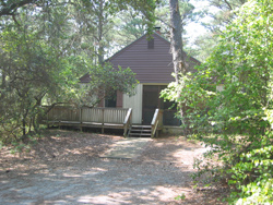 A First Landing State Park Cabin
